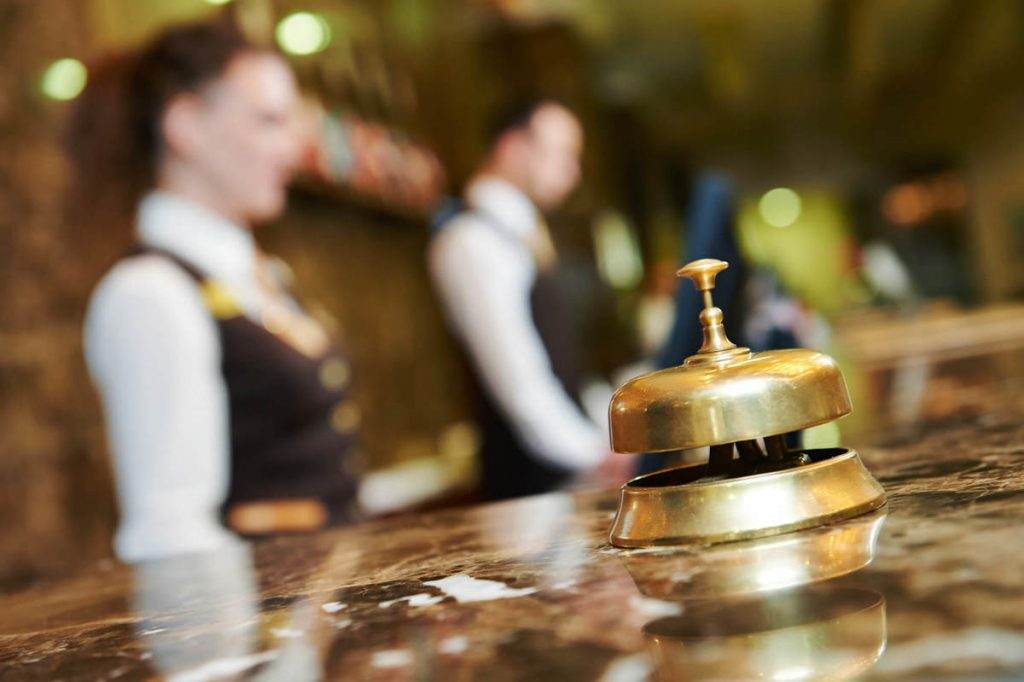 Dicas para melhorar a segurança hoteleira durante as férias